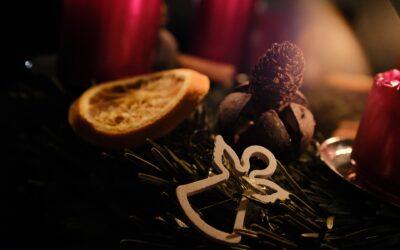 Lugn kolhydrat till Jul skapar glädje