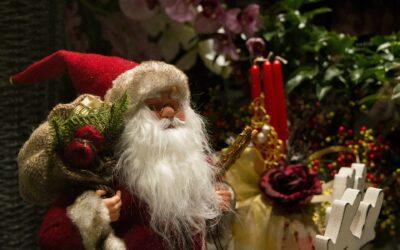 När Matpiraten träffar Jultomten