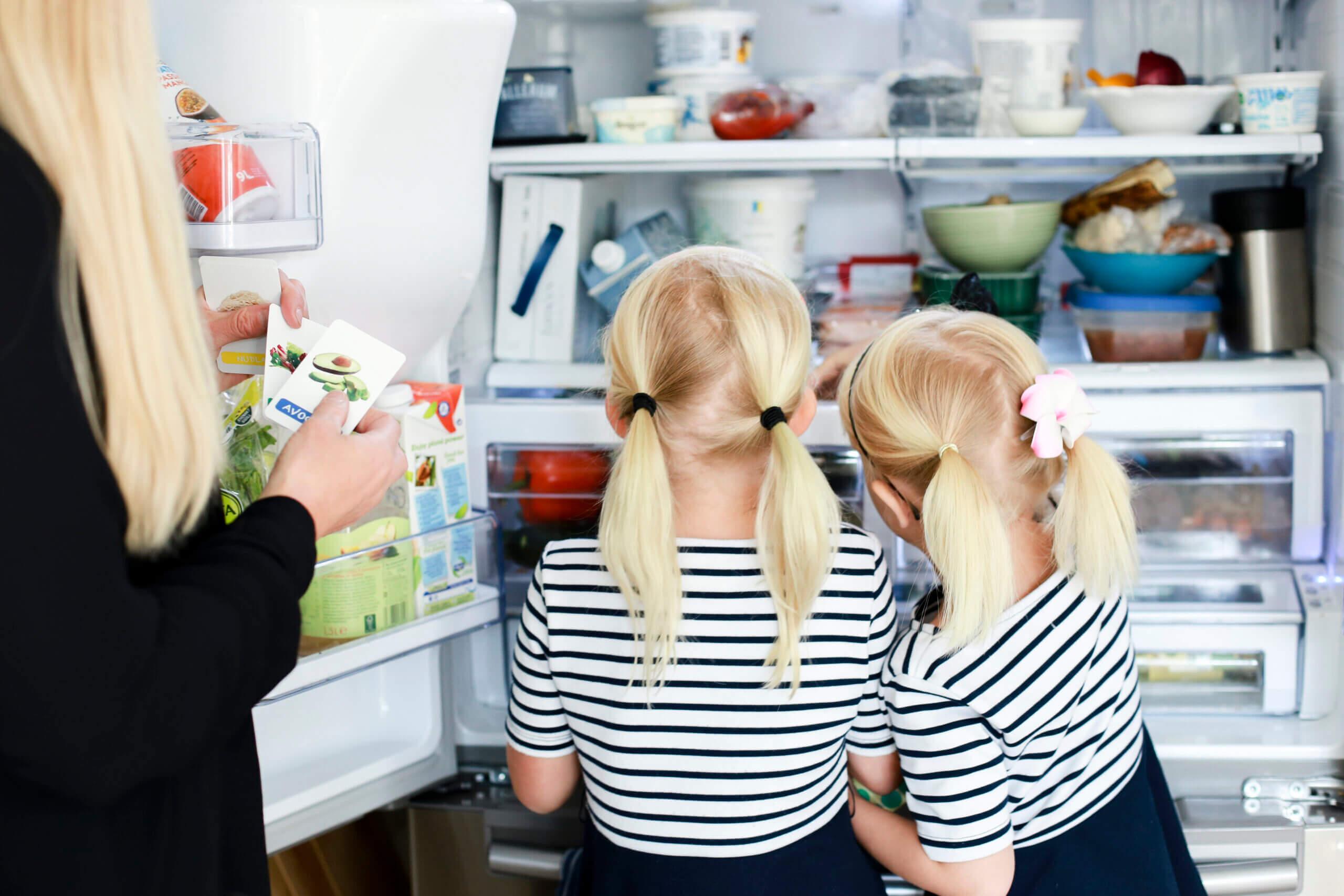 Vilka matrecept lär vi våra barn i köket?