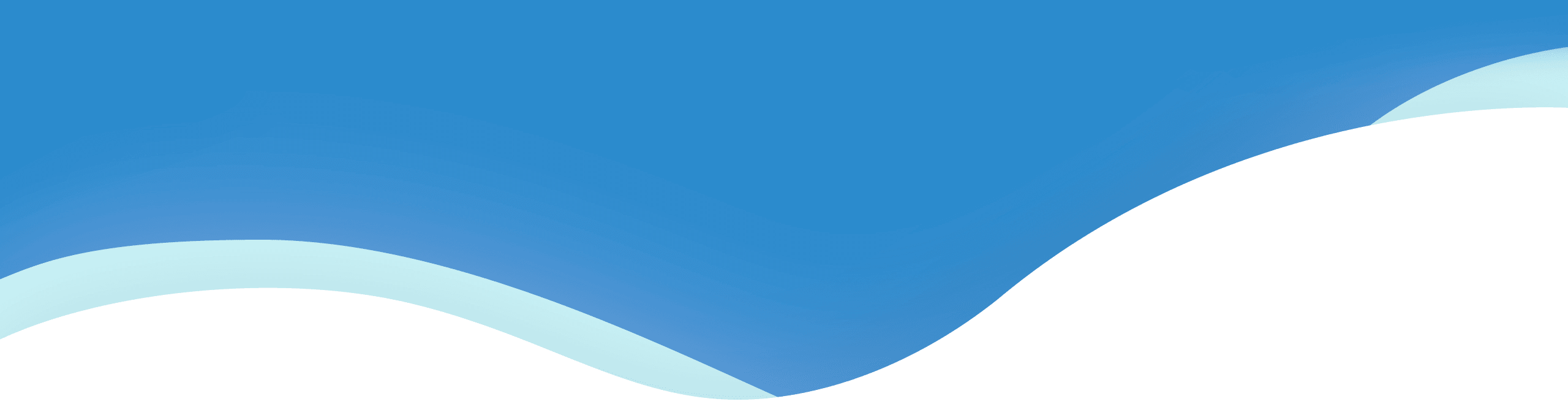 Blå avdelare