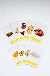 Gula kort-kolhydrater